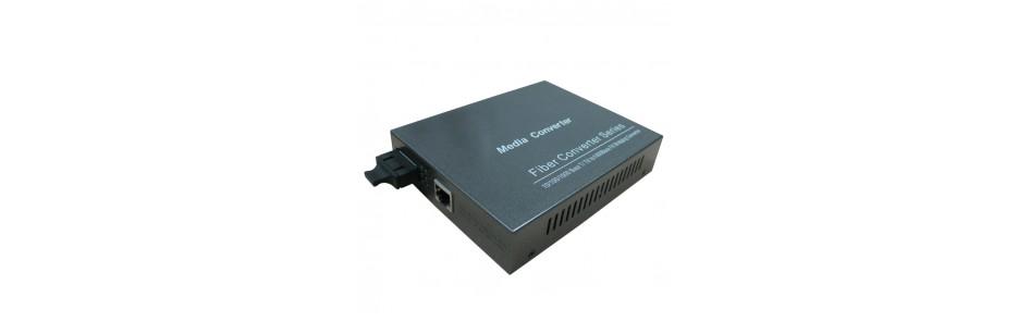 Fibre Optic Cabling Media Converter