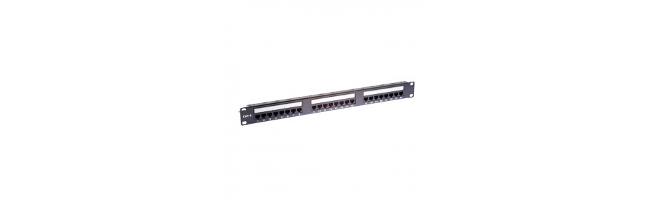 Cat 6 Patch Panels 24 Port