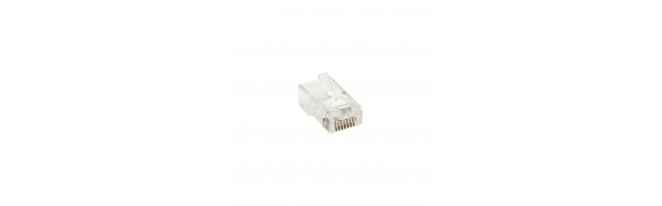 Cat 6 RJ45 Modular Plugs
