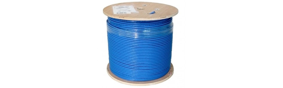 Cat 6 & Cat 6A Premium Data Cable (305m)