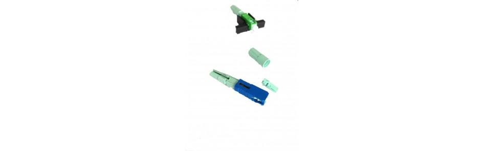Fibre Optic Quick Connect
