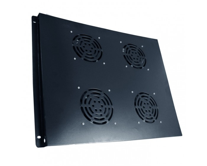 4 Fan System - 600mm deep Network Cabinets