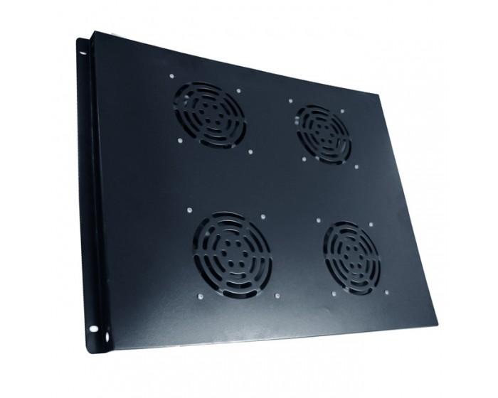 4 Fan System - 800mm deep Network Cabinets