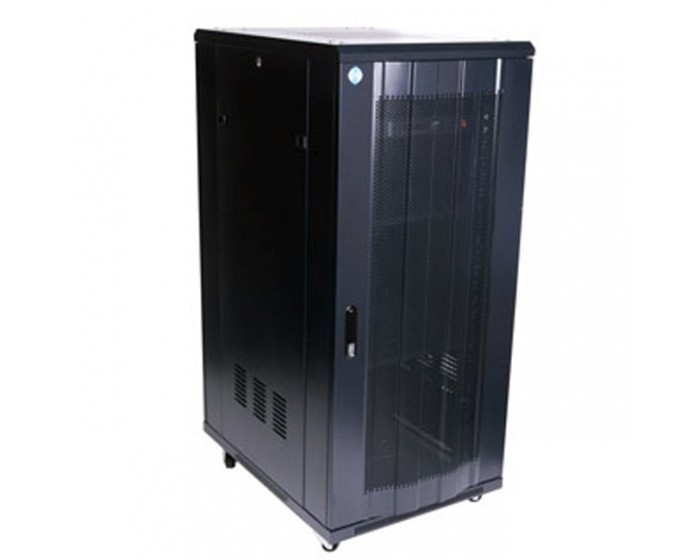 27RU Server Rack Network Cabinet - 1000mm deep