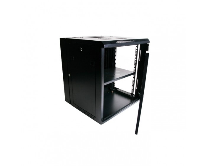 12RU Network Rack Cabinet 19 Inch- 600mm deep with fans