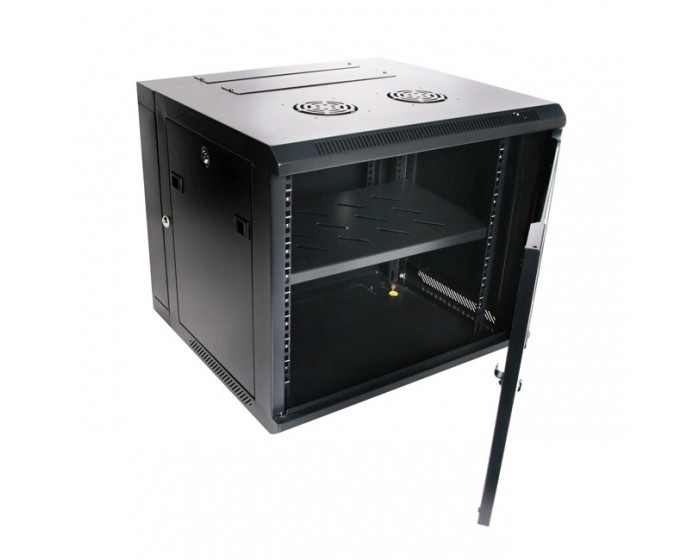 9RU Network Rack Cabinet 19 inch 550mm deep W9RU550