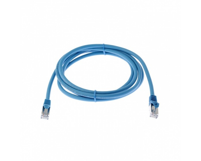 CAT6A FTP Patch Lead 0.5m