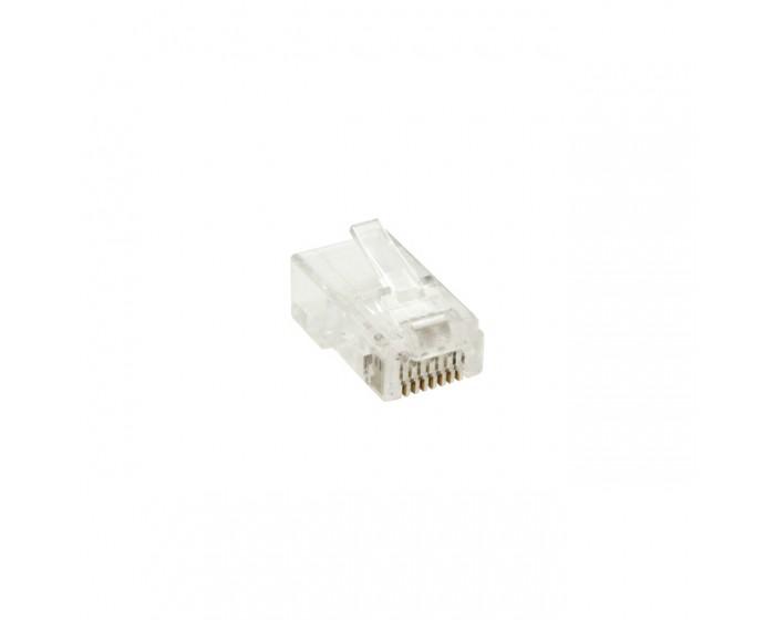 Cat 6 RJ45 Modular Plugs UTP