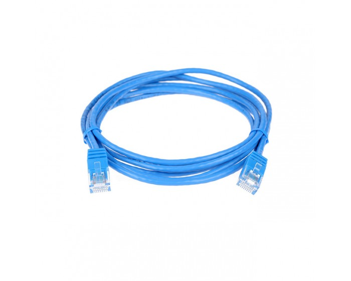 Cat6 UTP Slimline Patch Lead 3mtr