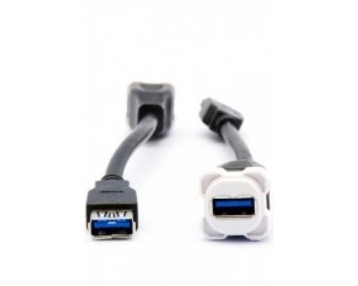 USB Wall Plate Adapter