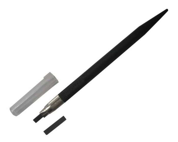 Fibre Optic Scribe Tool