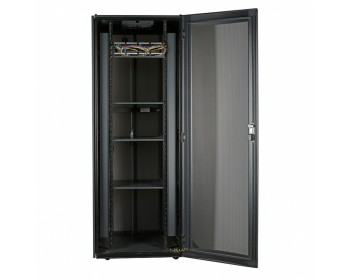 45RU Premium Server Rack Data Cabinet - 800mm wide  1000mm deep