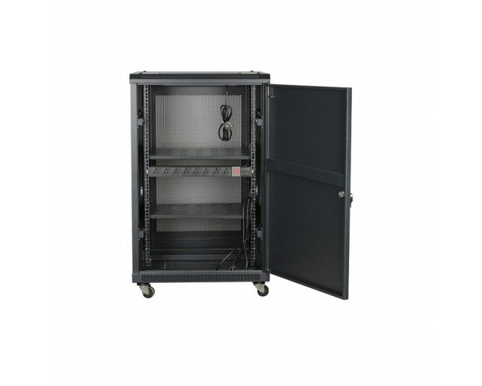 18RU Data Cabinet - 600mm deep
