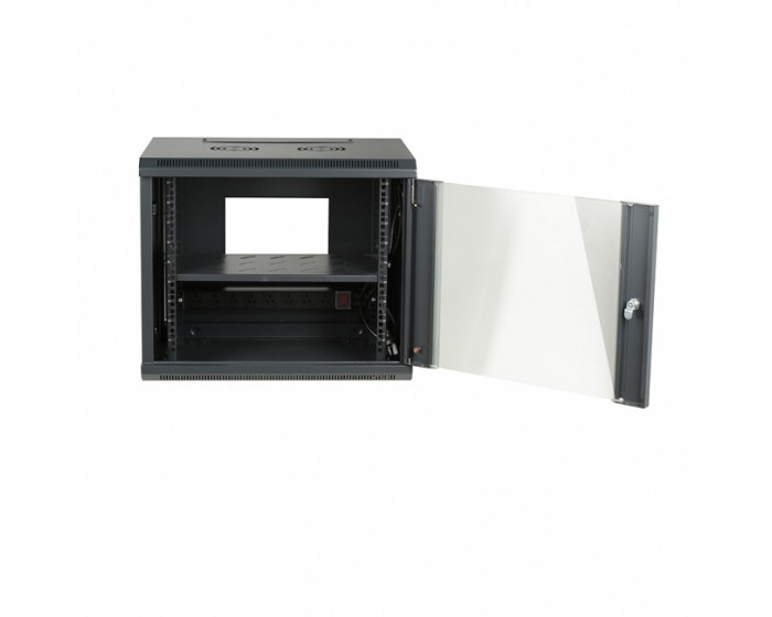 6RU Network Rack Cabinet 19 inch 450mm deep W6RU450