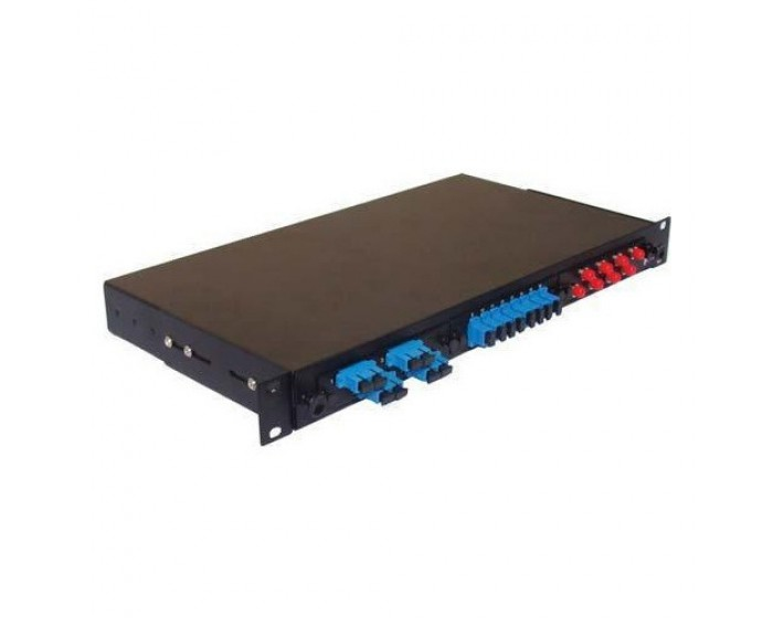 ST Fibre Patch Panel 24 Way FOBOT
